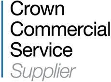 Crown Commercial Service Supplier G CLoud logo